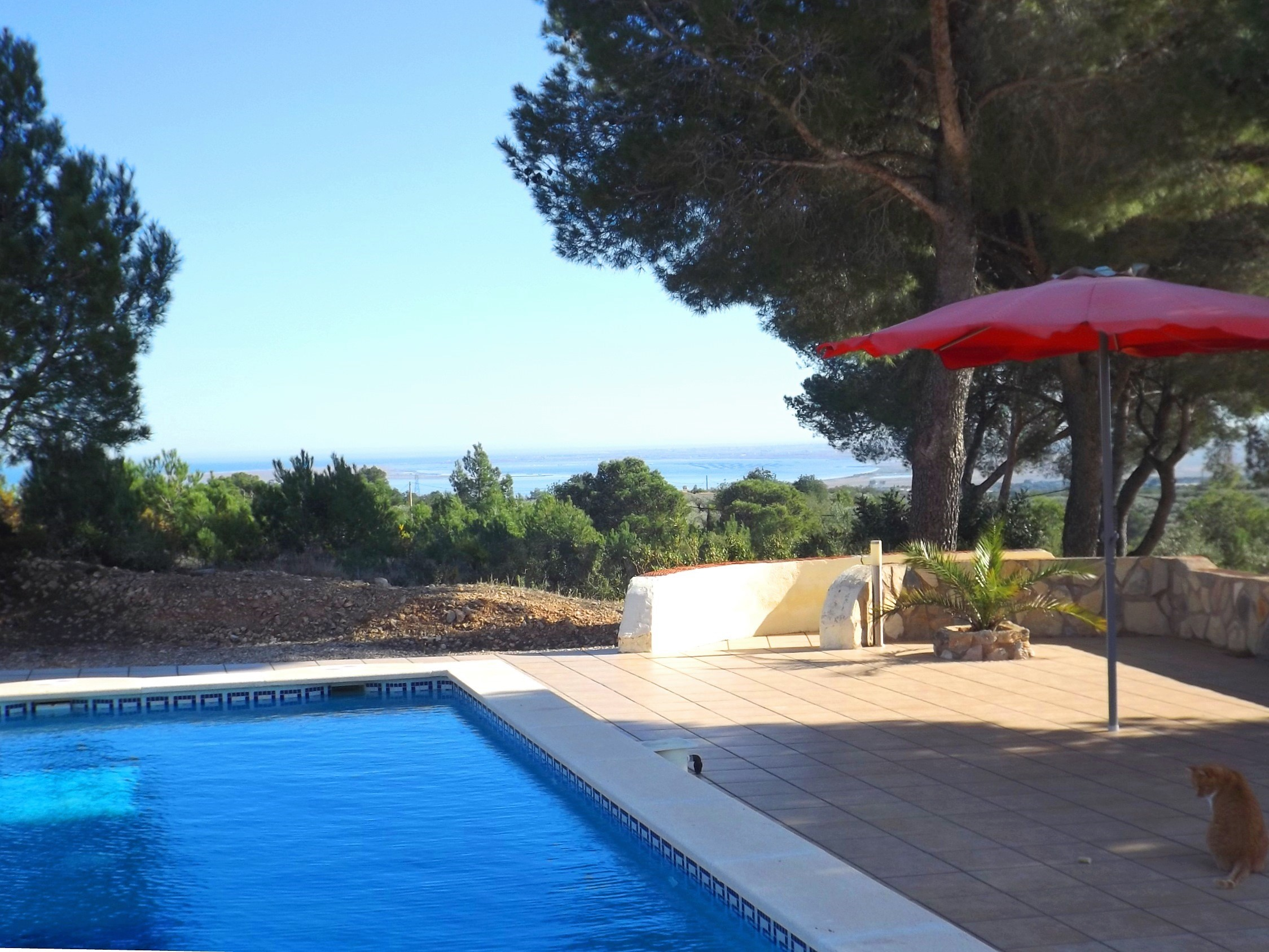 Vakantiehuis in Spanje privé zwembad